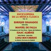 Play & Download Enciclopedia de la Música Clásica Vol.13 by Orquesta de Pulso y Púa de la Universidad Complutense de Madrid | Napster