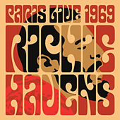 Paris Live 1969 by Richie Havens