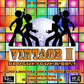 De Downtown Riddim (Vintage III) by Various Artists
