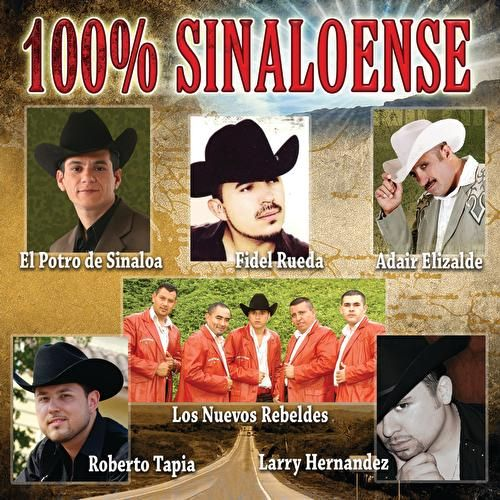 Play & Download 100% Sinaloense by Various Artists | Napster