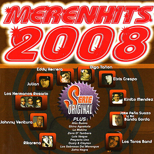 Play & Download Merenhits 2008 by Various Artists | Napster