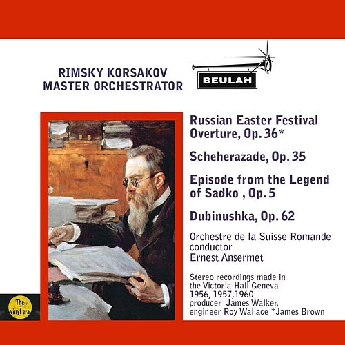 Play & Download Rimsky Korsakov Master Orchestrator by Orchestre de la Suisse Romande | Napster