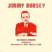 Jimmy Dorsey in Disco Order, Vol. 8 by Jimmy Dorsey