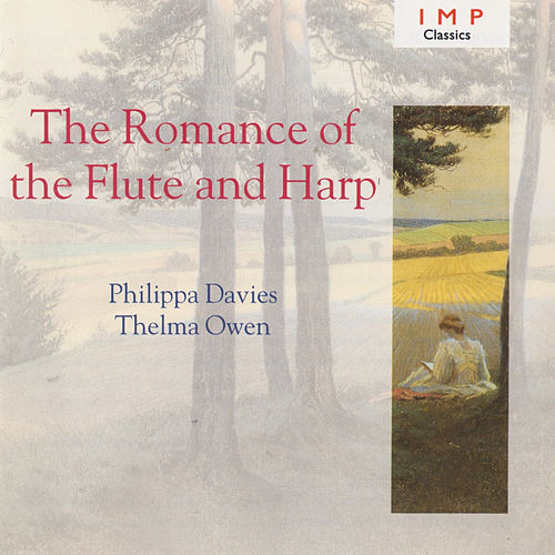 Play & Download The Romance of the Flute & Harp by Philippa Davies | Napster