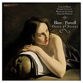 Blow & Purcell: Odes and Songs von Various Artists