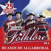 25 Exitos - Padres del Folklore, Vol. 6 de Los Huasos De Algarrobal
