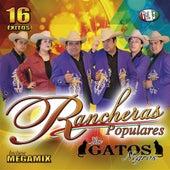 Play & Download 16 Exitos - Rancheras Populares, Vol. 3 by Los Gatos Negros | Napster