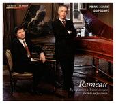 Rameau: Symphonies for two harpsichords / à deux clavecins by Pierre Hantaï and Skip Sempé