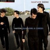 Haydn: Quatuors à cordes by Quatuor Ebène
