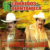 Play & Download 16 Corridos Quintanilla by Various Artists | Napster