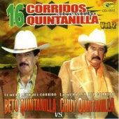 16 Corridos Quintanilla by Various Artists