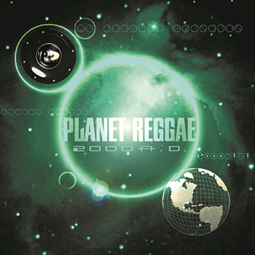 Planet Reggae 2000 by Lexxus