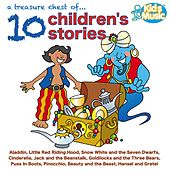 A Treasure Chest of 10 Children's Stories by Kidzone