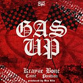 Play & Download Gas up (feat. Caine & Pozition) by Krayzie Bone | Napster