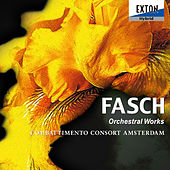 Play & Download Fasch: Orchestral Works by Combattimento Consort Amsterdam | Napster