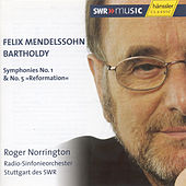 Mendelssohn: Symphonies Nos. 1 and 5 by Various Artists