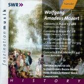 Mozart: Piano Concerto No. 23 / Violin Concerto No. 4 / Horn Concerto No. 3 by Various Artists