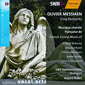 Play & Download Messiaen: 5 Rechants / Jolivet: Epithaleme / Debussy: 3 Chansons De Charles D'Orleans by Various Artists | Napster