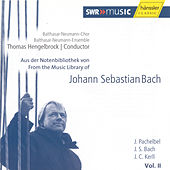 Play & Download From The Music Library Of J. S. Bach, Vol. 2 by Various Artists | Napster