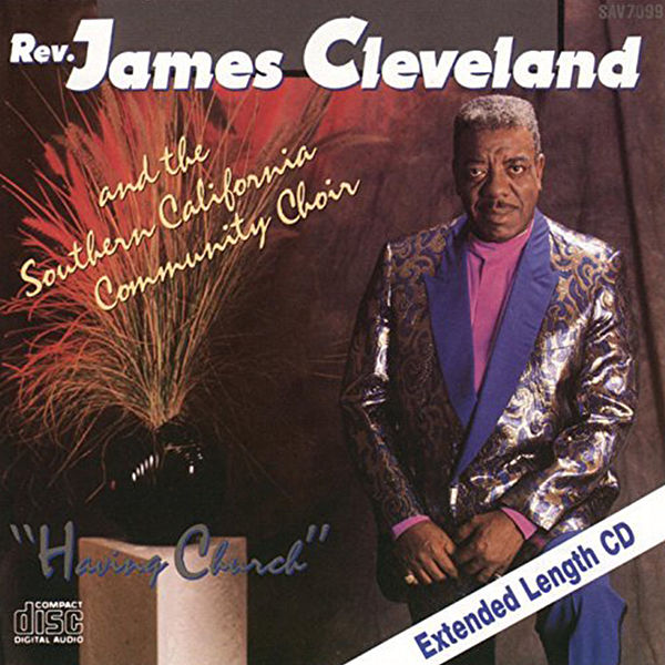 God Is Taking Us Away- 1990 Rev. James Cleveland and the ...