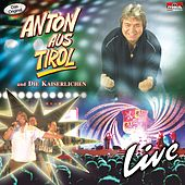 Play & Download Live by Anton Aus Tirol | Napster