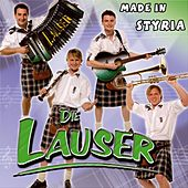 Play & Download Made in Styria by Die Lauser | Napster