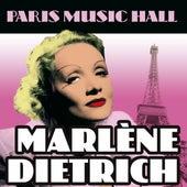 Play & Download Paris Music Hall - Marlène Dietrich by Marlene Dietrich | Napster