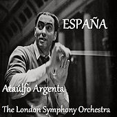 Play & Download España - Ataúlfo Argenta - The London Symphoy Orchestra by London Symphony Orchestra | Napster