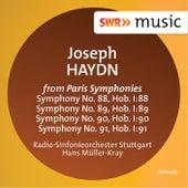 Haydn: Symphonies Nos. 88-91 by Radio-Sinfonieorchester Stuttgart des SWR