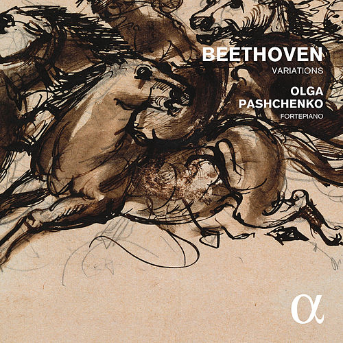 Play & Download Beethoven: Variations by Olga Pashchenko | Napster