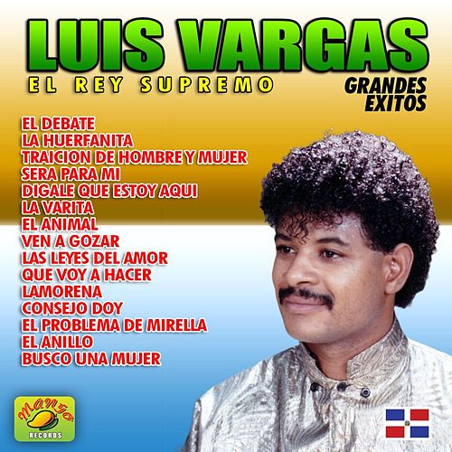 Play & Download Grandes Exitos by Luis Vargas | Napster