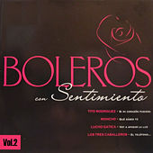 Boleros Con Sentimiento Vol. 2 by Various Artists