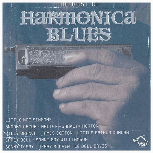 The Best of Harmonica Blues by Various Artists