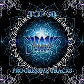 Top 30 Progressive Tracks by Various Artists