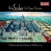 Padre Soler: Six Organ Quintets by Paul Parsons