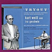 Tryout by Kurt Weill