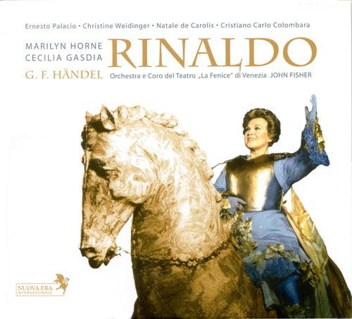 Handel, G.F.: Rinaldo [Opera] by Marilyn Horne