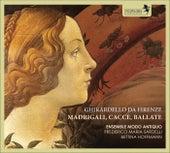 Da Firenze: Madrigali, Cacce, Ballate by Modo Antiquo