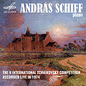 András Schiff on the V International Tchaikovsky Competition (Live) by András Schiff