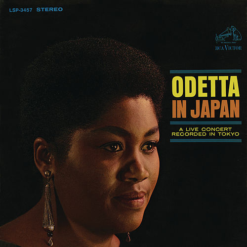 Play & Download Odetta in Japan (Live) by Odetta | Napster