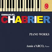 Play & Download Chabrier: Pièces pour piano by Annie d'Arco | Napster