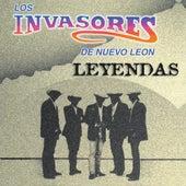 Play & Download Leyendas by Los Invasores De Nuevo Leon | Napster