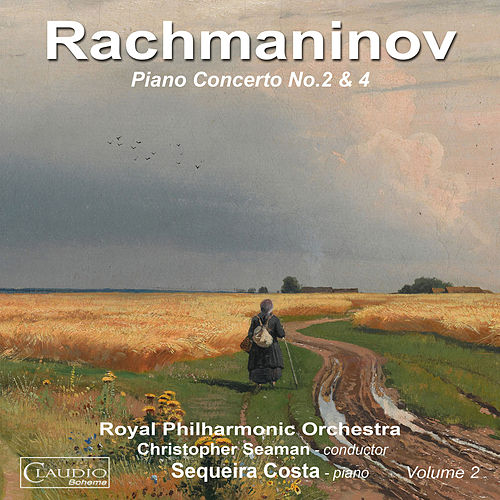 Play & Download Rachmaninoff: Piano Concertos Nos. 2 & 4 by Sequeira Costa | Napster