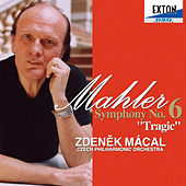 Play & Download Mahler: Symphony No. 6 ''Tragic'' by Czech Philharmonic Orchestra | Napster