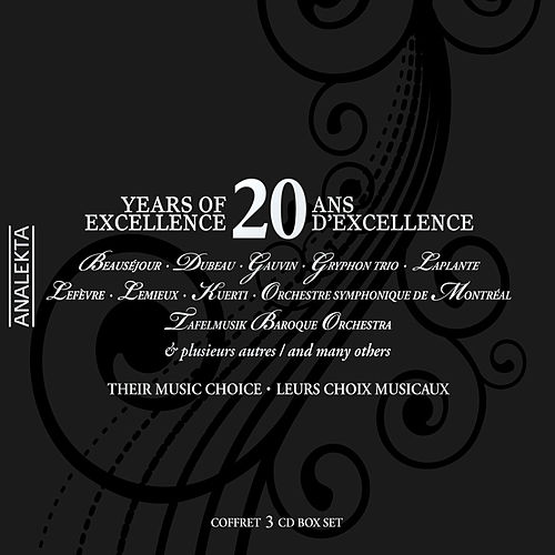 Play & Download 20 Ans d'Excellence by Various Artists | Napster