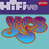 Play & Download Rhino Hi-Five: Yes by Yes | Napster