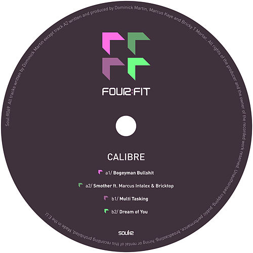 Fourfit EP04 by Calibre