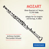 Play & Download Mozart: Oboe Quartet by The London Virtuosi | Napster