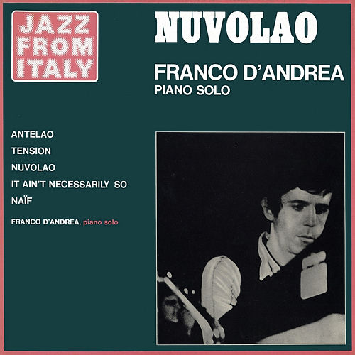 Jazz from Italy - Nuvolao by Franco D'Andrea