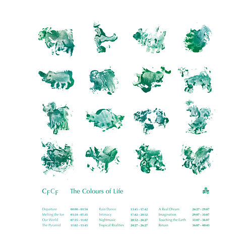 Play & Download The Colours of Life by CFCF | Napster